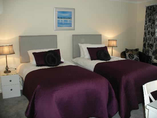 Cherrytrees Bed & Breakfast : Twin en suite room