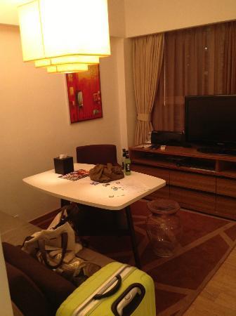 CHI Residences 279: サムスンのテレビは、インターネットも利用可能