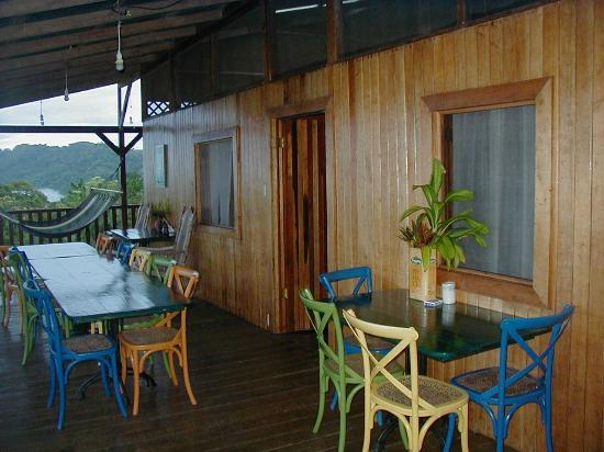 Bella Vista Lodge: Outer view of two of the lodge rooms