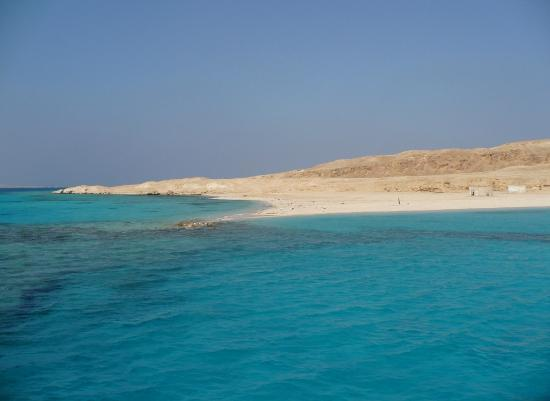 Îles Giftoun : остров