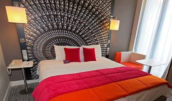 Mercure Nantes Centre Grand Hotel : Chambre Standart Lit Double