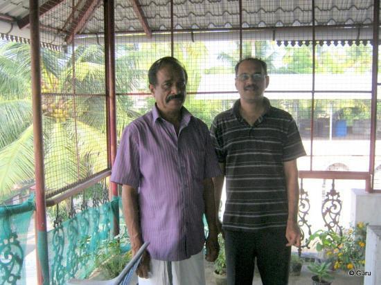 Honolulu Home HomeStay: That's Mr. Aboo & me