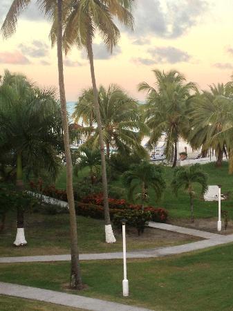 Starfish Jolly Beach Resort: Windy