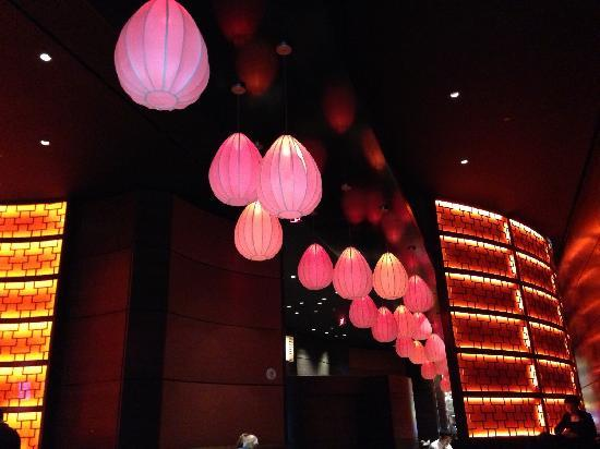 Beautiful Lightings Picture Of Zine At The Palazzo Las