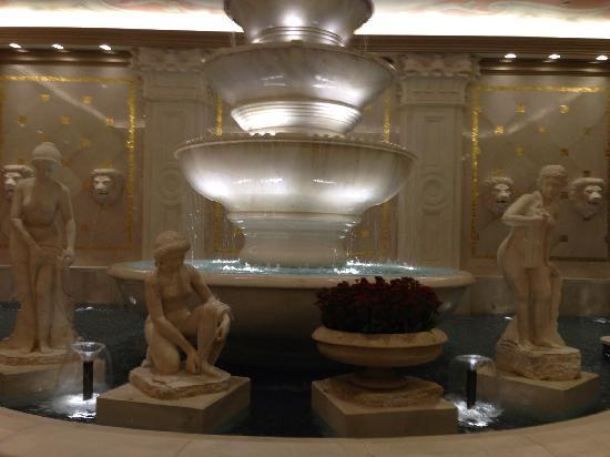The Venetian Las Vegas: Inside hotel