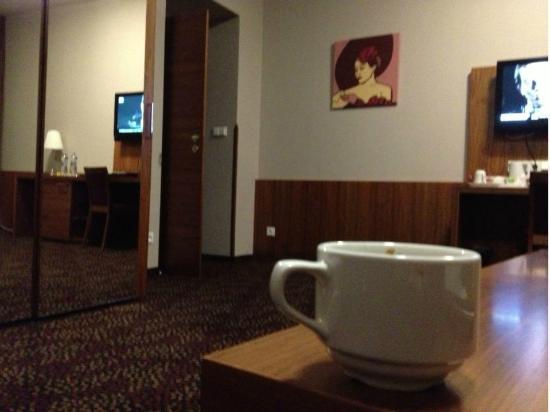1.Republic: Sala della suite
