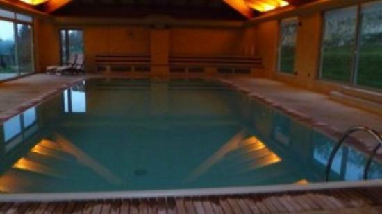 Hotel Relais Montemarino: Piscina