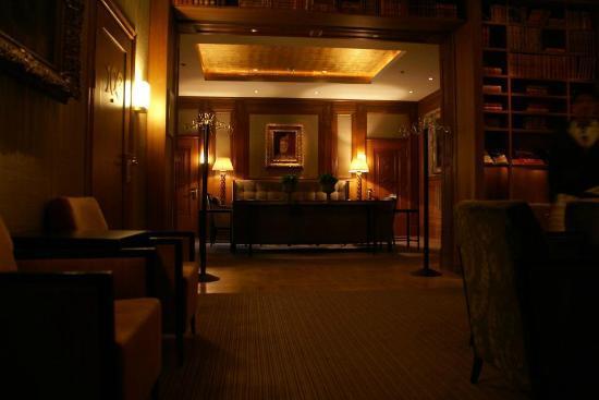 Hotel Diplomat: lounge