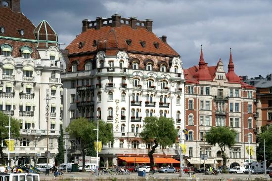 hotel diplomat bild fr n hotel diplomat stockholm. Black Bedroom Furniture Sets. Home Design Ideas