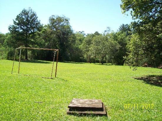 Marcopolo Suites Iguazu: Cacha de futbol