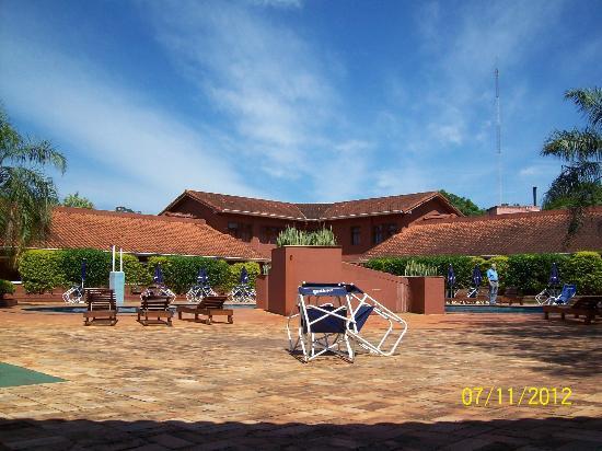 Marcopolo Suites Iguazu: Parque