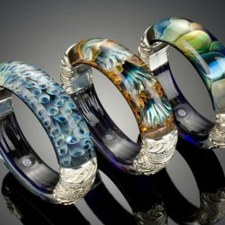 Kapfer Glass Studio: The ultimate in glass bracelets!