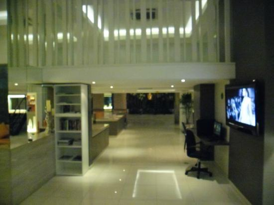 CityPoint Hotel: Hall