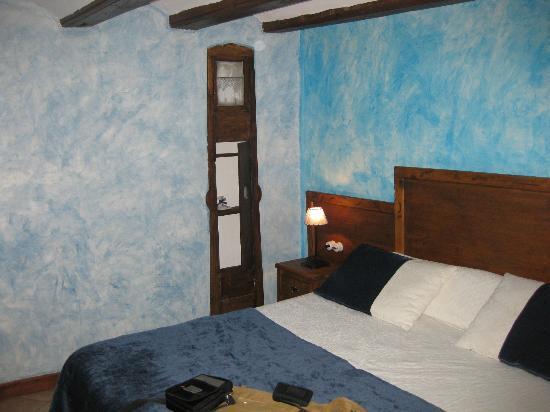 Casa Rural La Carreteria: habitacion