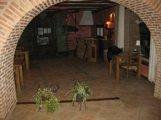 Casa Rural La Carreteria: zona comun