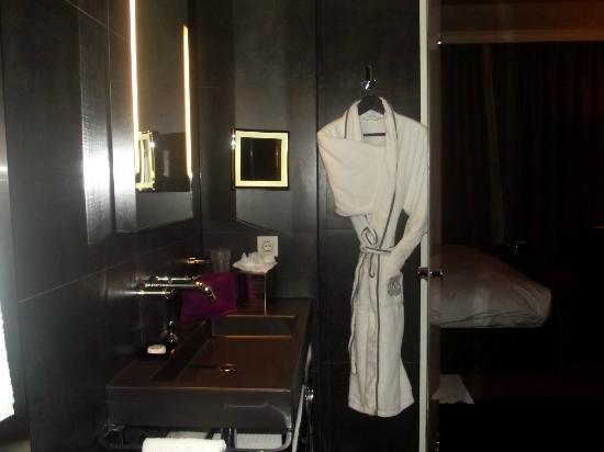 Sofitel Legend The Grand Amsterdam: een opgezet stukje badkamer