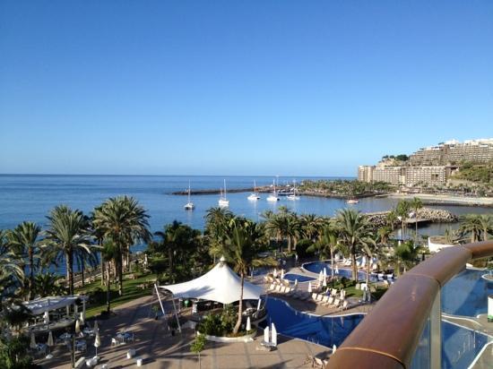 Radisson Blu Resort, Gran Canaria: vue du balcon