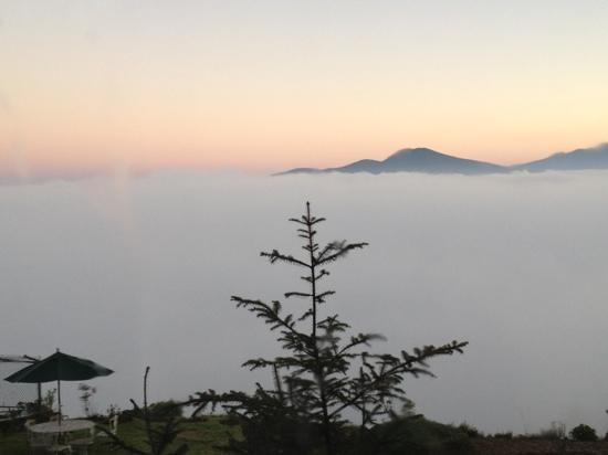 Eco-hotel Ixhi: No puedes perderte este amanecer