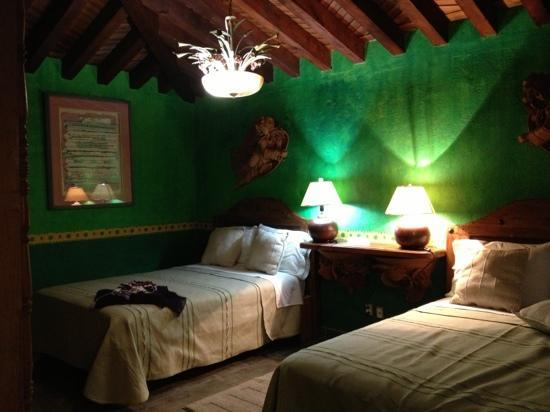 Eco-hotel Ixhi: Habitaciones muy acogedoras y limpias!