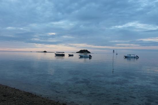 Malolo Island Resort: dawn