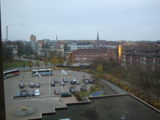 Good Morning+ Helsingborg : Utsikt från rum 804