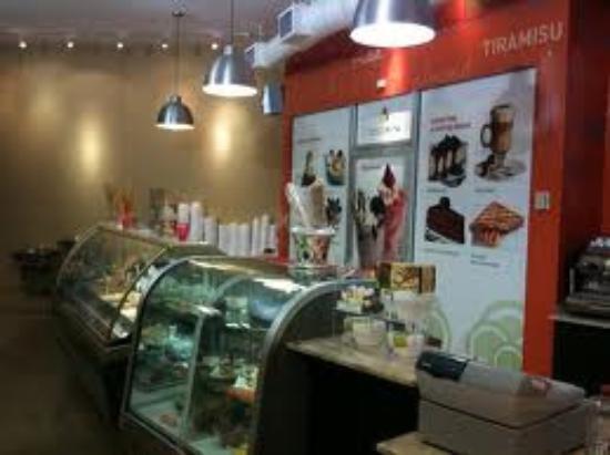 Dolce Vita Gelato Cafe Miami Beach Restaurant Reviews
