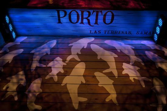 Xeliter Balcones del Atlantico: Restaurant Porto