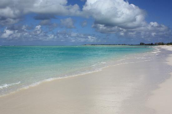 COMO Parrot Cay, Turks and Caicos: The beach at the resort