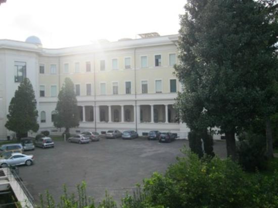Villa Irlanda: View from Room