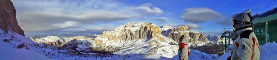 Sella Ronda: Dolomites