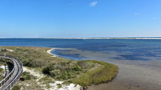 Perdido Key, FL: A view