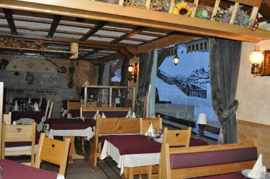 Le Christiania : restaurant