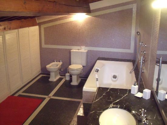 Antica Dimora San Jacopo: bagno nella stanza 103