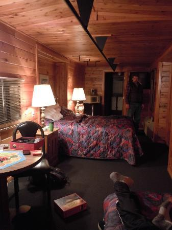 Railroad Park Resort: Room #21