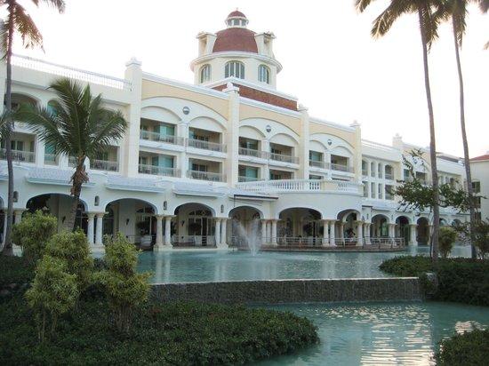 Iberostar Grand Hotel Bavaro: Main view of the Hotel