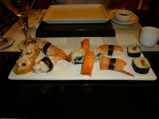 Hotel Riu Palace Pacifico: Entrée au restaurant japonais