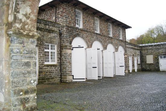 Nanteos Mansion: The Stables