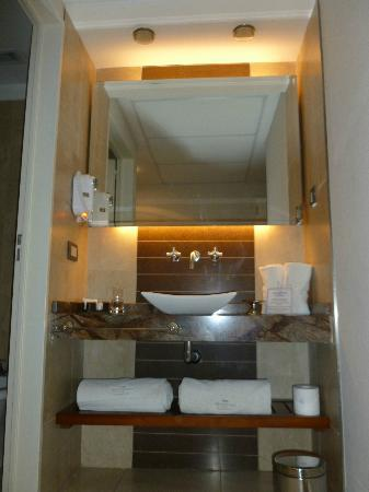 Howard Johnson Hotel Boutique Recoleta: Antebaño