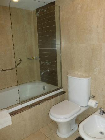 Howard Johnson Hotel Boutique Recoleta: Baño