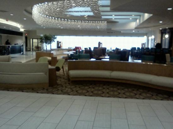 DoubleTree by Hilton - Washington DC - Crystal City: Lobby