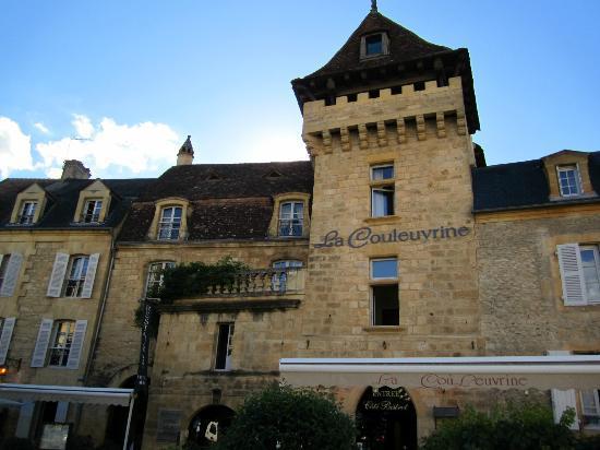 Hotel La Couleuvrine: Exterior
