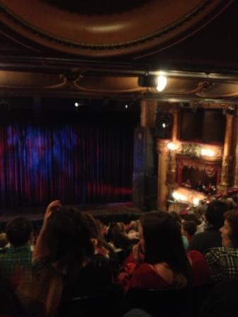 London Palladium: Palladium theatre
