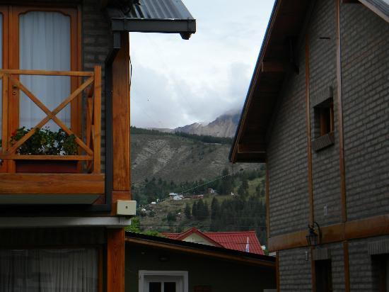Patagonia Apart: Vista de las montañas