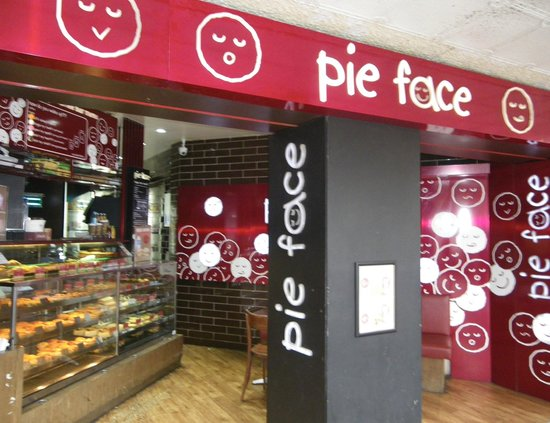Pie Face Sydney 234 George St Central Business
