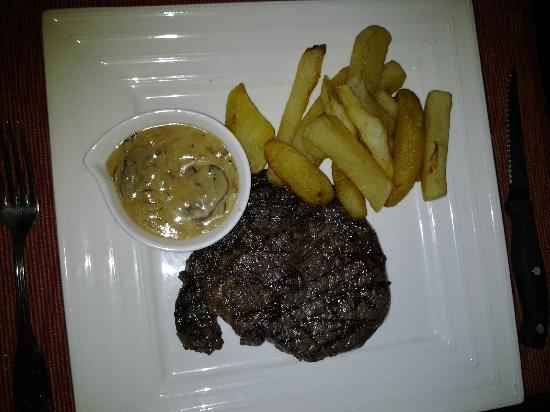 Big Reds Steakhouse : Delicious Steak