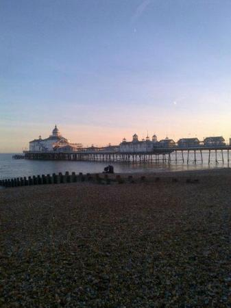 The Boat House: eastbourne pier
