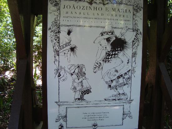 Deutscher Wald / Bosque Alemao : Trilha João e Maria