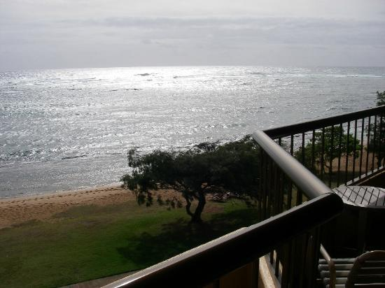 Courtyard Kaua'i at Coconut Beach: BALCONY VIEW