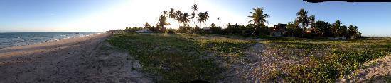 Pousada do Sonho: Vista da Praia