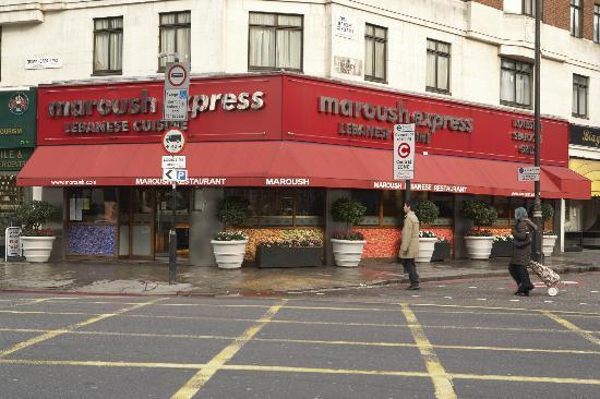 Restaurants Edgware Road Reviews